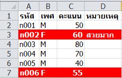 แจก Template กราฟเทียบ Skill Chart ปัจจุบัน vs Target (มีเน้นจุดพัฒนาหลัก) 3