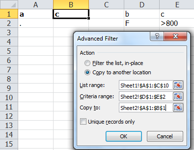 advanced-filter-to-other-sheet