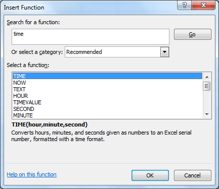 function-search