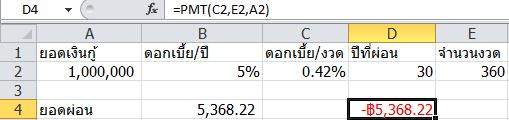 pmt-formula