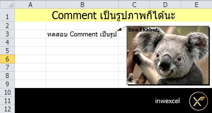 ใส่ Comment เป็นรูปภาพก็ได้นะ รู้ป่าว? 12