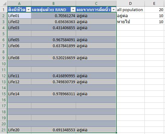 สอน Excel ผ่าน Avengers : พลัง Infinity Stone ทั้ง 6 ใน Excel (ไม่สปอยล์ End Game) 18
