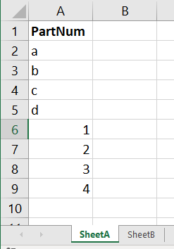 วิธีเปรียบเทียบข้อมูล 2 List ว่ามี item ไหนที่ต่างกัน? 1