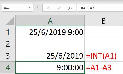วันนี้ วันนั้น วันไหน? : เรื่องลับๆเกี่ยวกับวันที่ใน Excel 9