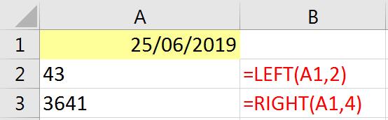 วันนี้ วันนั้น วันไหน? : เรื่องลับๆเกี่ยวกับวันที่ใน Excel 6