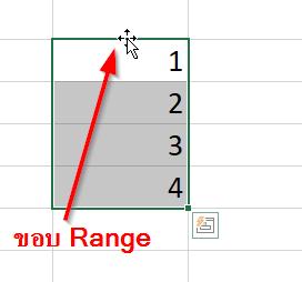 รวมคีย์ลัด Excel ที่ใช้บ่อย พร้อมเทคนิคการจำ 7
