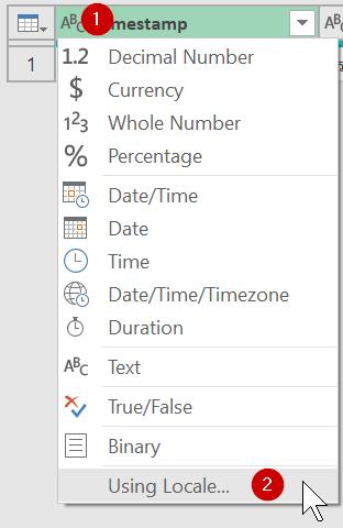 วิธีใช้ Power Query ดึงข้อมูลจาก Google Form/Google Sheets 17