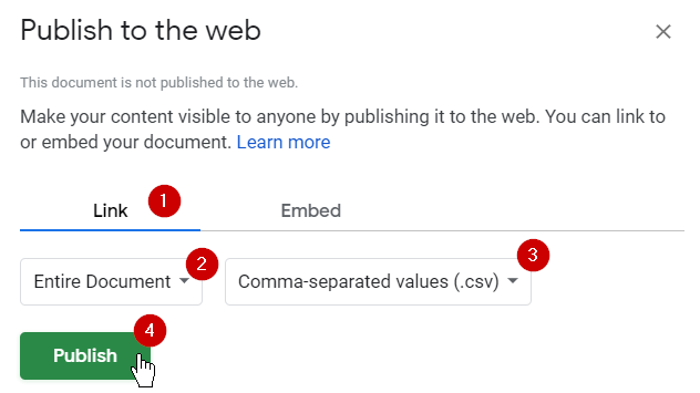 วิธีใช้ Power Query ดึงข้อมูลจาก Google Form/Google Sheets 9