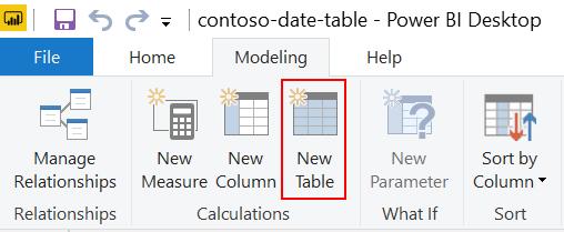 Power BI ตอนที่ 09: สร้าง Date Table ด้วย DAX 2