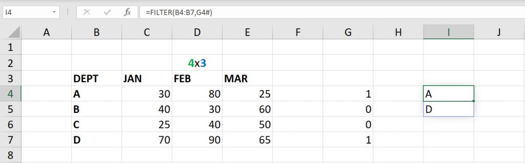 เล่นกับ Matrix ใน Excel ตอนที่ 3 : ค้นหาข้อมูลตามเงื่อนไข 10