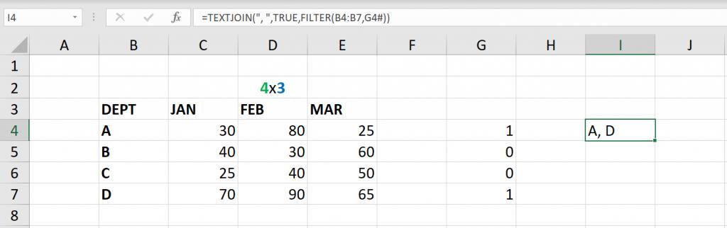 เล่นกับ Matrix ใน Excel ตอนที่ 3 : ค้นหาข้อมูลตามเงื่อนไข 11