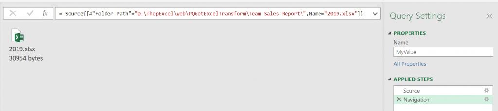การรวมข้อมูลหลายๆ Sheet จาก Excel หลายๆ ไฟล์ใน Folder แบบที่ต้อง Transform ข้อมูลก่อนรวม 4