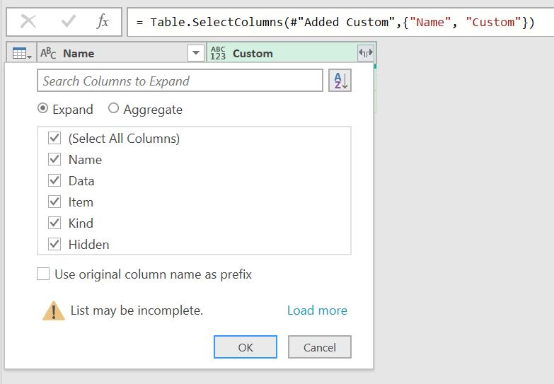การรวมข้อมูลหลายๆ Sheet จาก Excel หลายๆ ไฟล์ใน Folder แบบที่ต้อง Transform ข้อมูลก่อนรวม 13