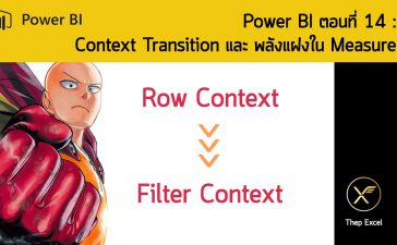 context transition