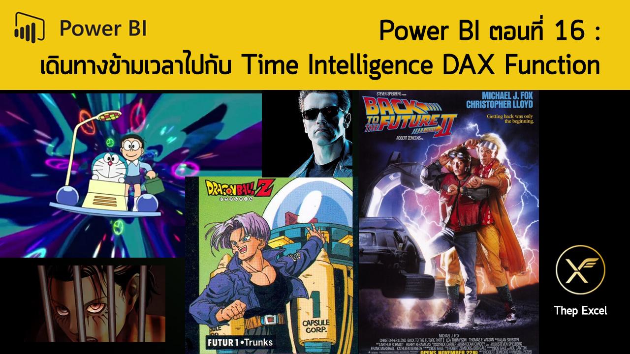 time-intelligence