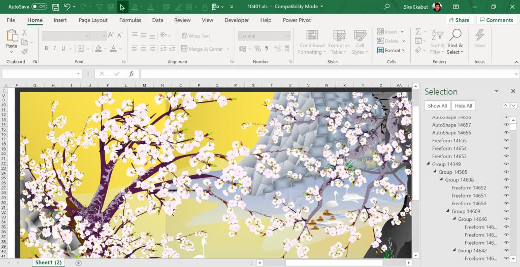 Excel เป็น Super เป็ด : Excel vs เครื่องมือเฉพาะทาง 15