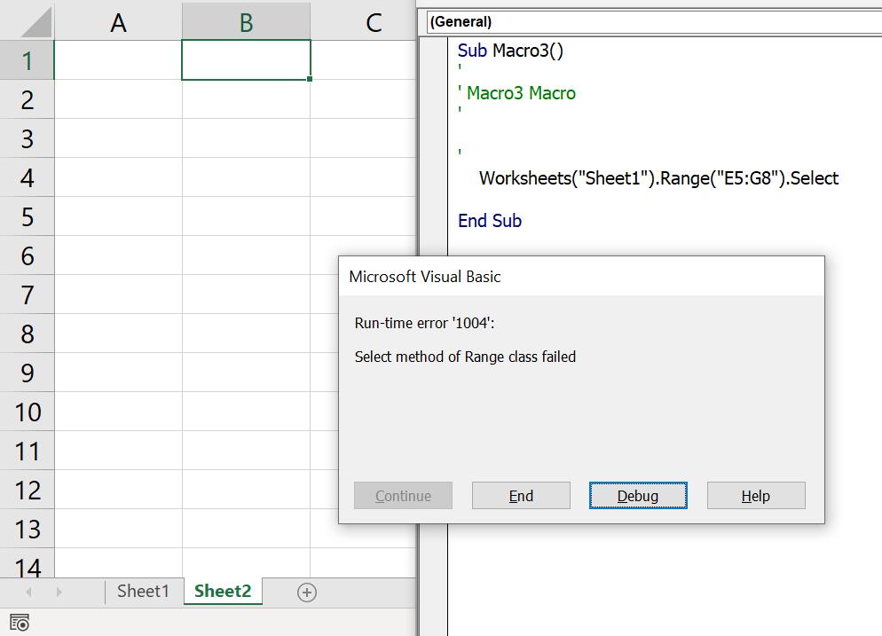 Excel VBA พื้นฐาน ตอนที่ 2 : VBA Object 9