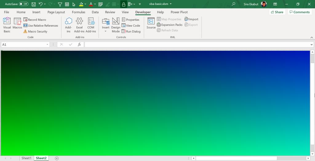 Excel VBA พื้นฐาน ตอนที่ 3 : การวน Loop 8