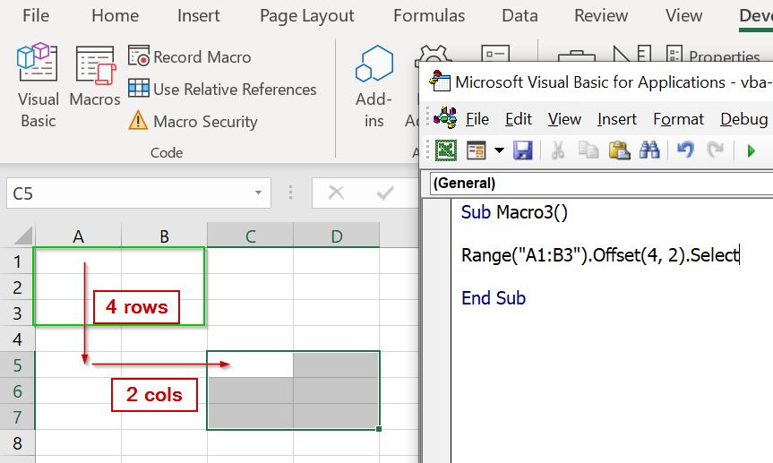 Excel VBA พื้นฐาน ตอนที่ 3 : การวน Loop 1