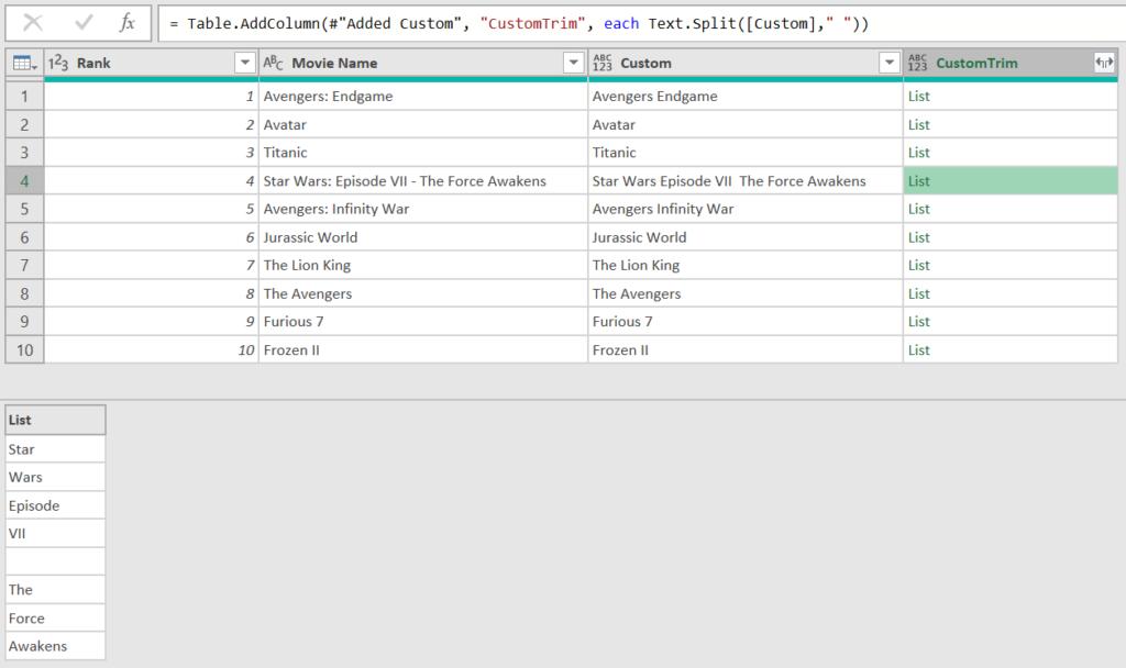 คัมภีร์สรุป M Code ใน Power Query ตอนที่ 4:  เทคนิค M Code ที่ใช้บ่อย 4