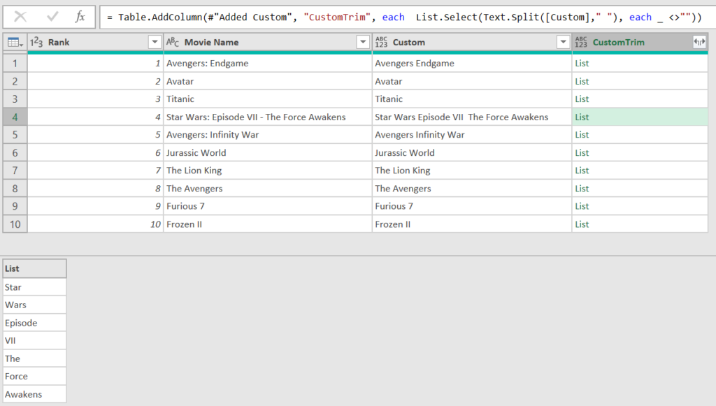 คัมภีร์สรุป M Code ใน Power Query ตอนที่ 4:  เทคนิค M Code ที่ใช้บ่อย 5