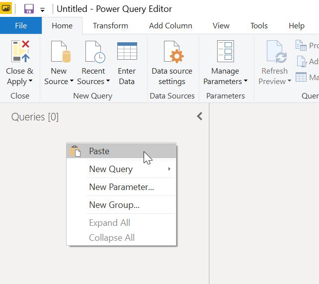 Power Query Speed Up Tips : รวมเทคนิคแก้ปัญหา Power Query ช้า ให้ทำงานเร็วขึ้น 4