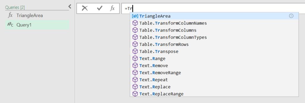 คัมภีร์สรุป M Code ใน Power Query ตอนที่ 2 : Function และ each 1