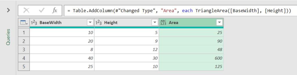 คัมภีร์สรุป M Code ใน Power Query ตอนที่ 2 : Function และ each 5