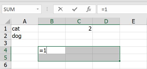 13 กับดักสุดเกรียนใน Excel ที่ใครโดนต้องกุมขมับ (พร้อมวิธีแก้ไข) 32