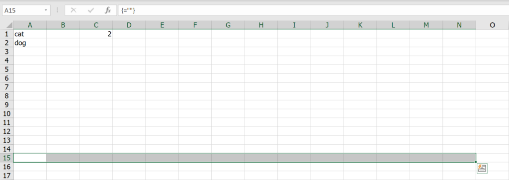 13 กับดักสุดเกรียนใน Excel ที่ใครโดนต้องกุมขมับ (พร้อมวิธีแก้ไข) 35