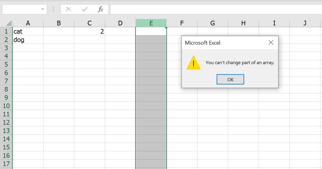 13 กับดักสุดเกรียนใน Excel ที่ใครโดนต้องกุมขมับ (พร้อมวิธีแก้ไข) 36