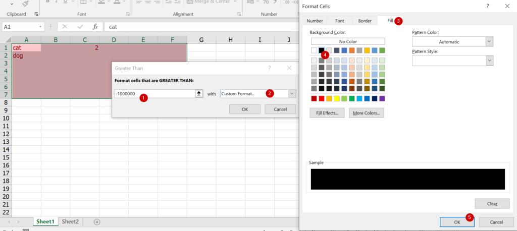 13 กับดักสุดเกรียนใน Excel ที่ใครโดนต้องกุมขมับ (พร้อมวิธีแก้ไข) 15