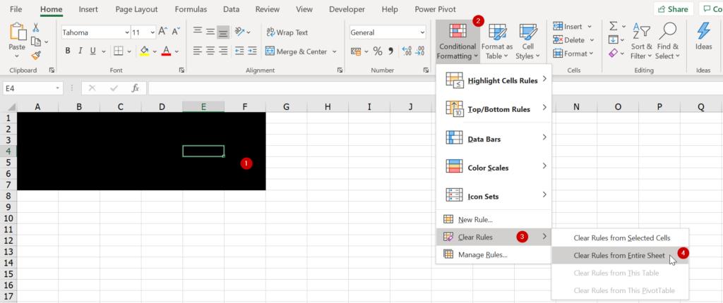 13 กับดักสุดเกรียนใน Excel ที่ใครโดนต้องกุมขมับ (พร้อมวิธีแก้ไข) 17