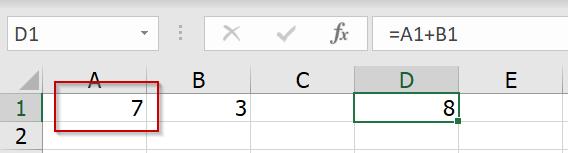 13 กับดักสุดเกรียนใน Excel ที่ใครโดนต้องกุมขมับ (พร้อมวิธีแก้ไข) 8