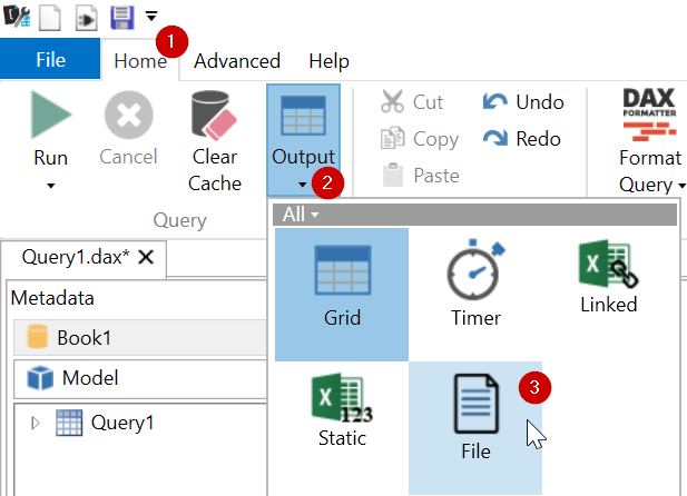 วิธี Export ข้อมูลจาก Power Query ที่เยอะเกินล้านบรรทัดออกมาเป็น Text File 11