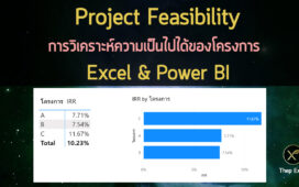 project feasibility irr