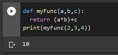 หัด Python สำหรับคนเป็น Excel : ตอนที่ 5 – การสร้างฟังก์ชันขึ้นมาใช้เอง (Function) 8