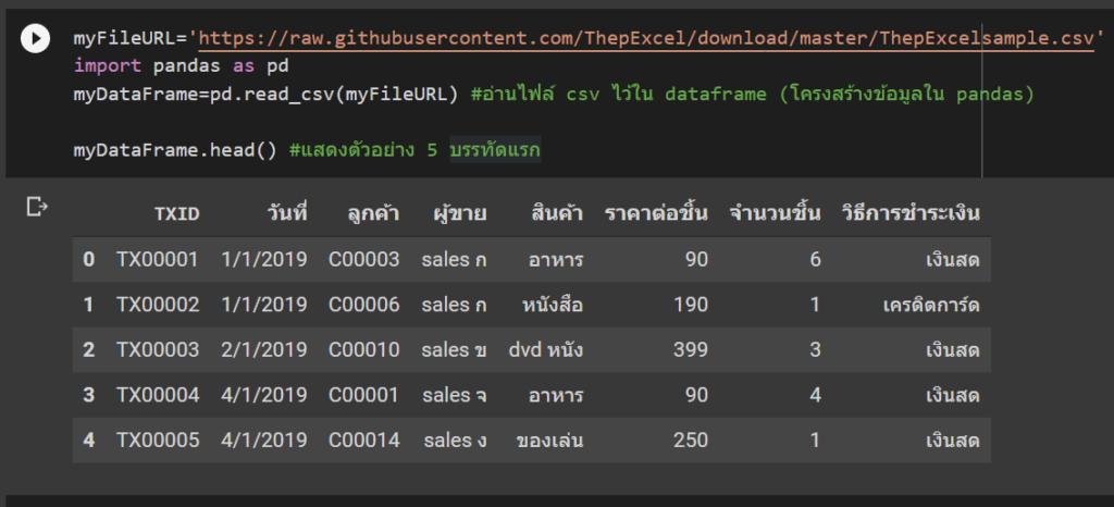 หัด Python สำหรับคนเป็น Excel : ตอนที่ 6 – การเรียกใช้ Module / Packages เจ๋งๆ ที่มีคนสร้างไว้แล้ว 2