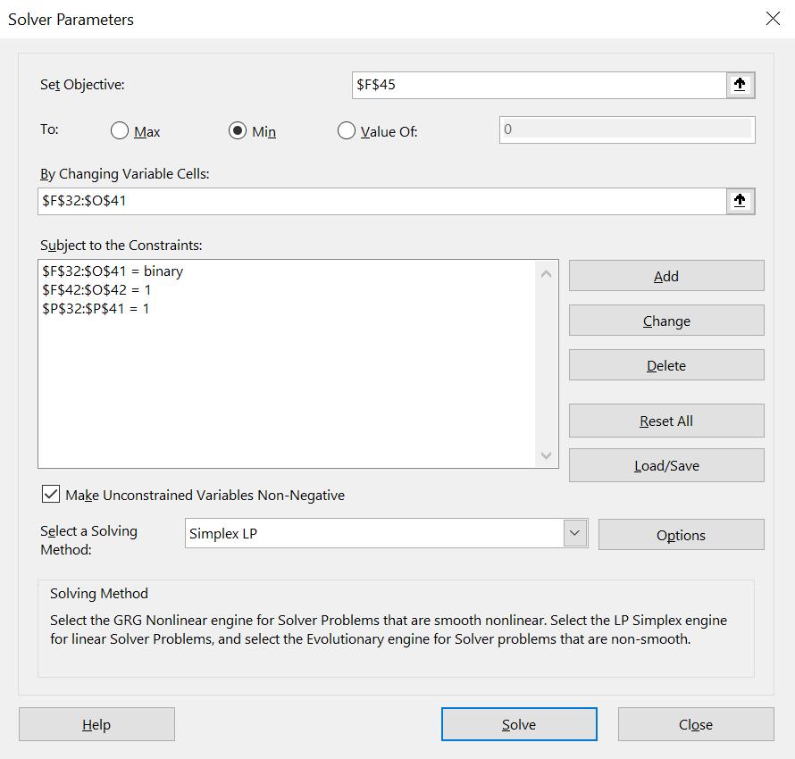 สอนใช้ Excel Solver เพื่อช่วย Optimize และตัดสินใจเชิงธุรกิจ 24