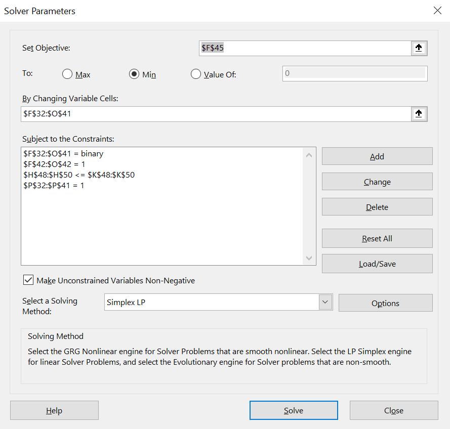 สอนใช้ Excel Solver เพื่อช่วย Optimize และตัดสินใจเชิงธุรกิจ 27