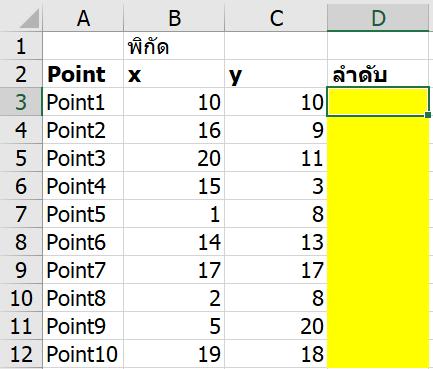 สอนใช้ Excel Solver เพื่อช่วย Optimize และตัดสินใจเชิงธุรกิจ 28