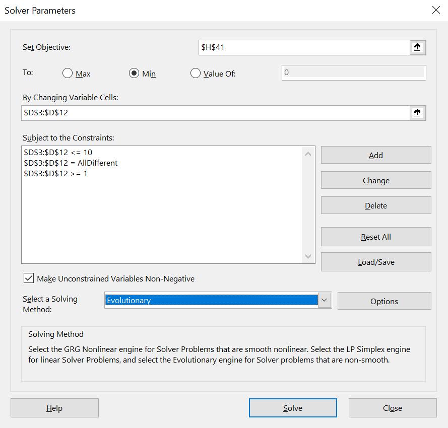 สอนใช้ Excel Solver เพื่อช่วย Optimize และตัดสินใจเชิงธุรกิจ 30