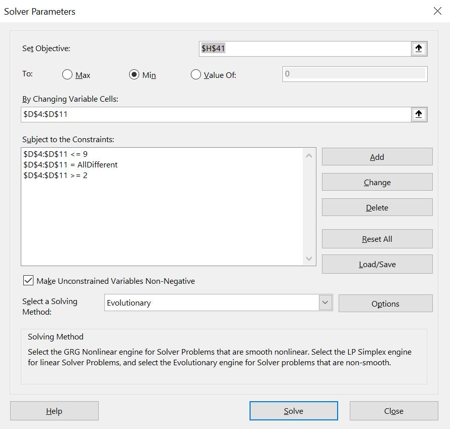 สอนใช้ Excel Solver เพื่อช่วย Optimize และตัดสินใจเชิงธุรกิจ 36