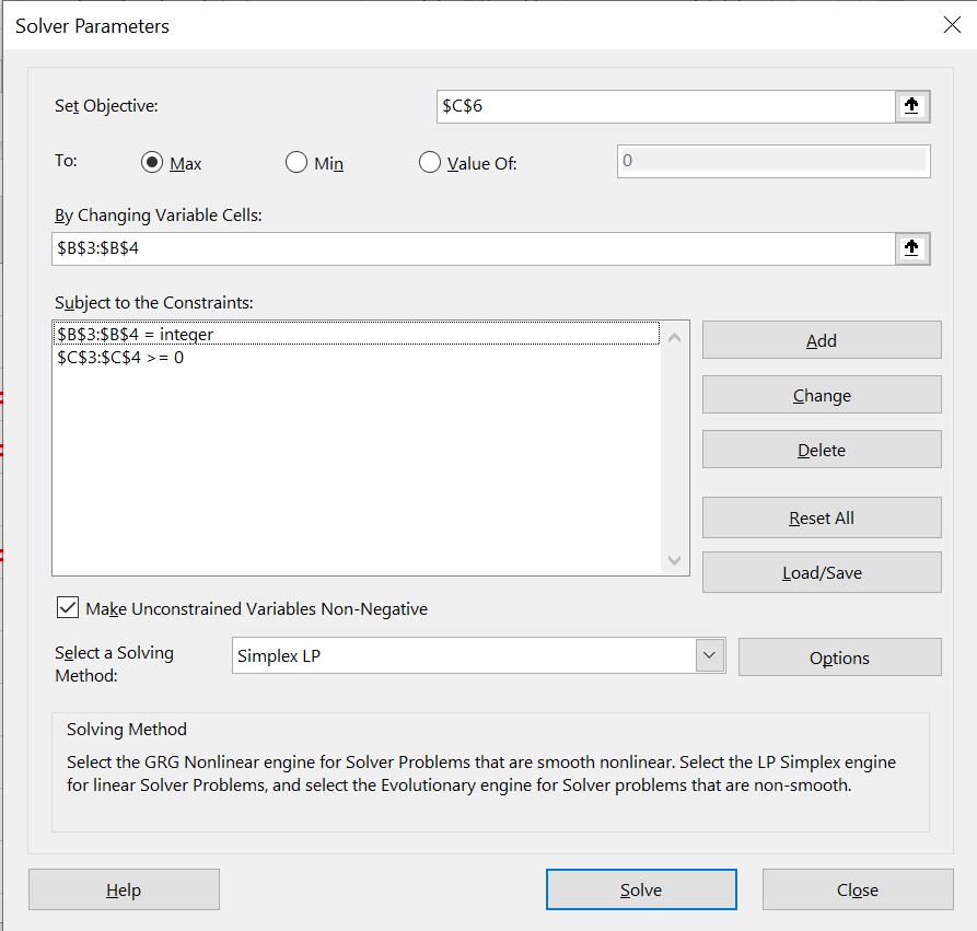 สอนใช้ Excel Solver เพื่อช่วย Optimize และตัดสินใจเชิงธุรกิจ 15