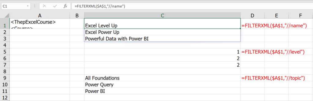 รวมสูตร Excel พิศดาร แปลกจริง เจ๋งจัง 12