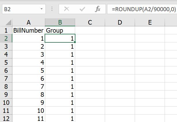 วิธีดับเบิ้ลคลิ๊กแสดงข้อมูลรายะเอียดใน Pivot แบบ Data Model ให้เกิน 1000 บรรทัด 2