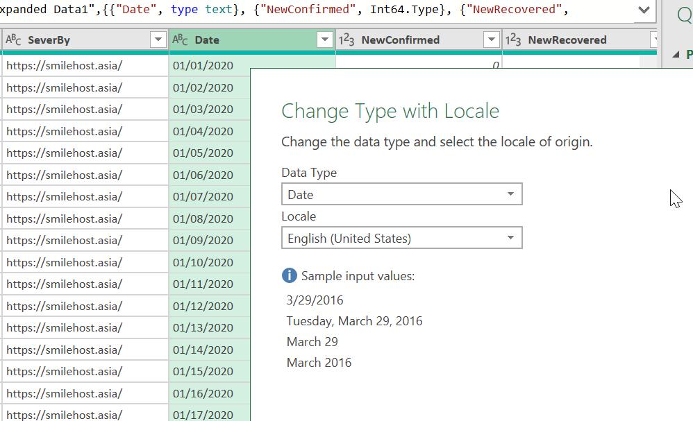 วิธีใช้ Power Query ดึงข้อมูลจาก Web API : ตอนที่ 1 8