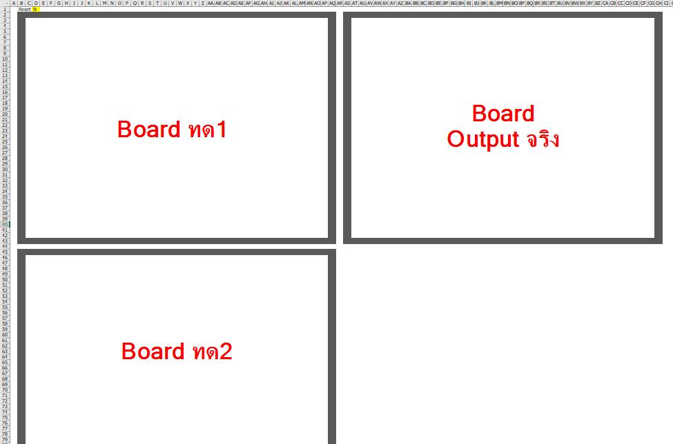 มาสร้าง Simulation ชื่อว่า Conway's Game of Life ใน Excel กัน 9