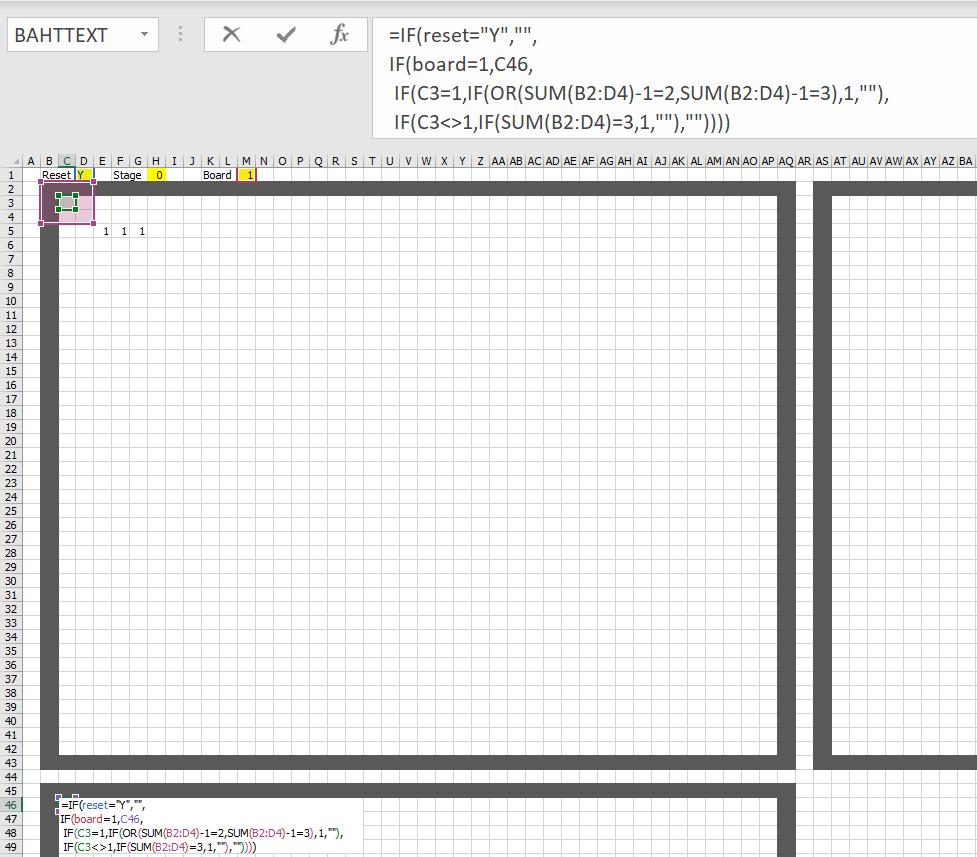 มาสร้าง Simulation ชื่อว่า Conway's Game of Life ใน Excel กัน 12