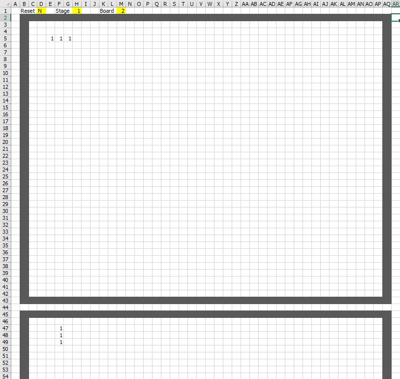 มาสร้าง Simulation ชื่อว่า Conway's Game of Life ใน Excel กัน 13